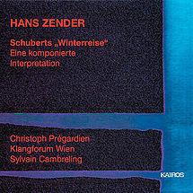 Hans Zender Schuberts Winterreise