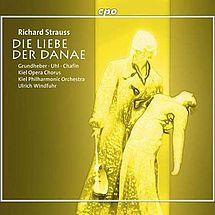 Strauss Die Liebe der Danae