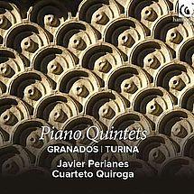 Granados Klavierquintett g-Moll