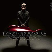 Maximilian Hornung Cello Concertos of 1966