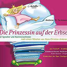 Andreas Tarkmann Die Prinzessin auf der Erbse