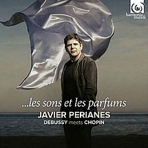 Javier Perianes ...les sons et les parfums (1 CD, 1 DVD)