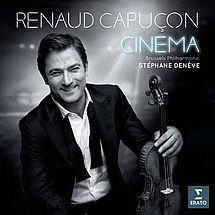 Renaud Capuçon Cinema