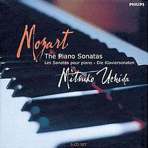 Mozart Klaviersonaten Nr. 1-18
