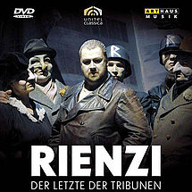 Wagner Rienzi (DVD)