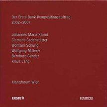Klangforum Wien Der Erste Bank Kompositionsauftrag
