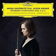 Mieczysław Weinberg Mieczyslaw Weinberg: Symphonien Nr. 2 & 21 »Kaddish«