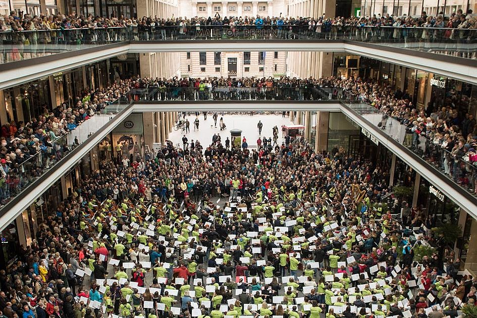 Symphonic Mob in Hamburg!