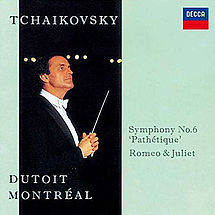 Tschaikowsky Symphonie Nr. 6