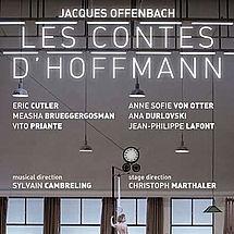 Offenbach: Les Contes D'Hoffmann (DVD) Eine Produktion des Teatro Real Madrid