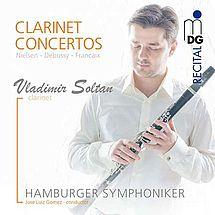 Vladimir Soltan Clarinet Concertos