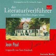 Der Literatur(ver)führer Jean Paul