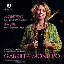 "Gabriela Montero Klavierkonzert Nr. 1 ""Latin Concerto"""