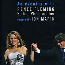 An Evening with Renee Fleming Renee Fleming, Berliner Philharmoniker, Ion Marin (DVD)