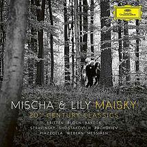 Mischa Maisky & Lily Maisky 20th Century Classics