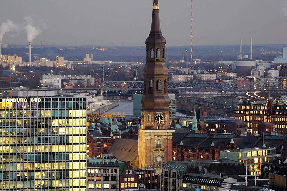 Reformationskonzert der Stadt Hamburg