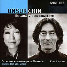 Unsuk Chin (geb. 1961) Violinkonzert