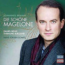 Brahms Die schöne Magelone op. 33