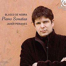 Blasco De Nebra Klaviersonaten op. 1 Nr. 1, 2, 5