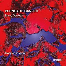 Bernhard Gander Bunny Games für Ensemble