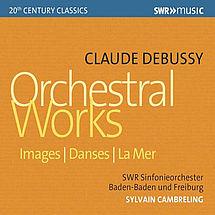 Claude Debussy Images pour Orchestre Nr. 1-3