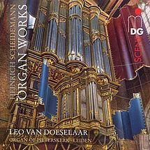 Scheidemann Orgelwerke