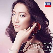 Franck & R. Strauss Violin Sonatas