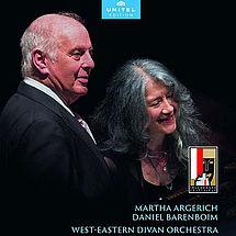 Martha Argerich & Daniel Barenboim Salzburger Festspiele 2019 (DVD)