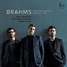 Andrei Ioniță Brahms: »Klarinettentrio« a-Moll op. 114