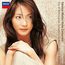 Akiko Suwanai spielt Violinkonzerte
