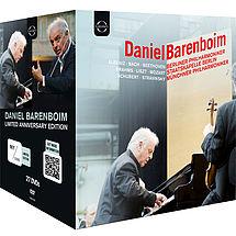 Daniel Barenboim Anniversary Edition (27 DVDs)