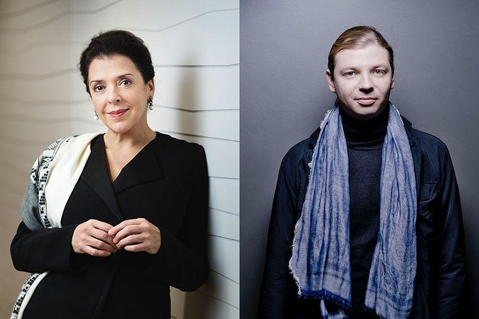 Bashkirova und Kozhukhin