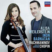 Alisa Weilerstein Cellosonaten