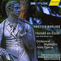 "Berlioz Symphonie ""Harold in Italien"""