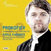 Prokofieff Symphonien Nr. 1 & 2