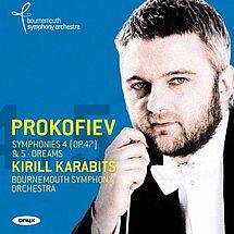 Prokofieff Symphonien Nr. 4 (op. 47) & 5