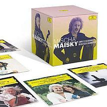 Mischa Maisky Complete Recordings on Deutsche Grammophon [44 CDs]