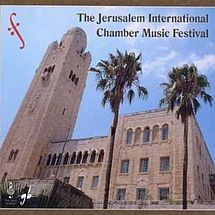 The Jerusalem International Chamber Music Festival mit Elena Bashkirova, Ohad Ben-Ari, Kirill Gerstein, Guy Braunstein