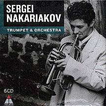 Sergei Nakariakov Trumpet & Orchestra
