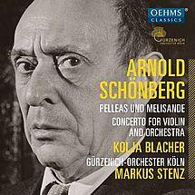 Schönberg Pelleas und Melisande op. 5