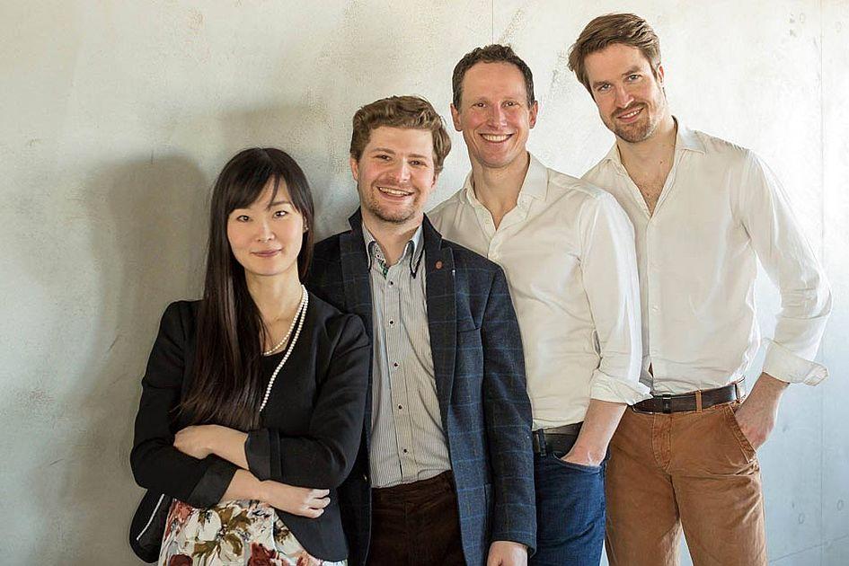 Laeisz-Quartett