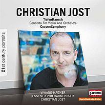 Christian Jost Violinkonzert »TiefenRausch«