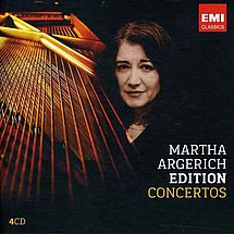 Martha Argerich Edition Concertos