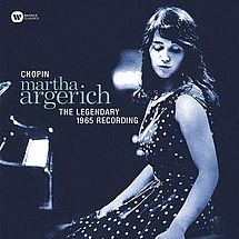 Martha Argerich The Legendary Recording 1965