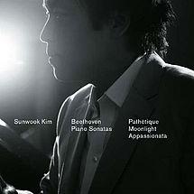 Beethoven Klaviersonaten Nr. 8, 14, 23