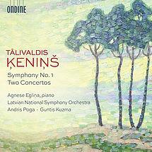 Talivaldis Kenins Symphonie Nr. 1
