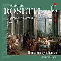 Antonio Rosetti Symphonien & Konzerte