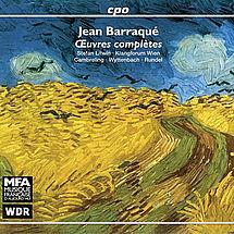 Jean Barraque Das Gesamtwerk
