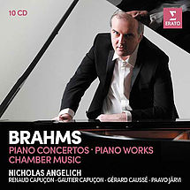 Brahms Klavierkonzerte Nr.1 & 2