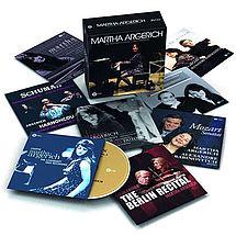 Martha Argerich The Warner Classics Recordings (20 CDs)